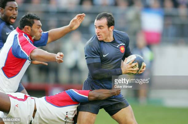 Benoit BABY France / Pacific Islanders Match amical Stade Bonal Sochaux Photo Dave Winter / Icon Sport