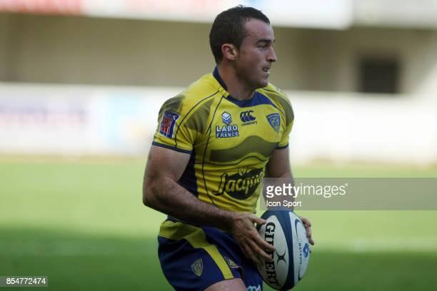 Benoit BABY Montpellier / Clermont Auvergne 10eme journee de Top14