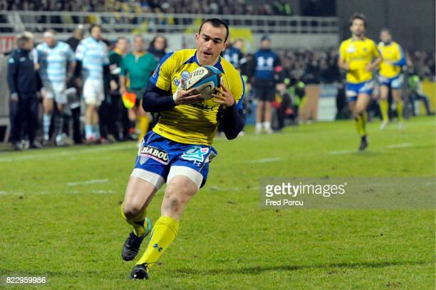 Benoit BABY Racing Metro 92 / Clermont Auvergne 17eme Journee de TOP 14