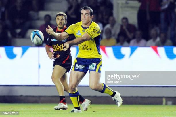 Benoit BABY Toulon / Clermont Auvergne 1ere journee du Top 14