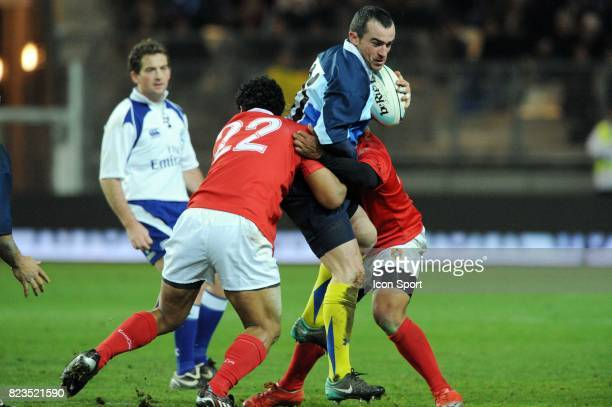 Benoit BABY Barbarians / Tonga Match amical