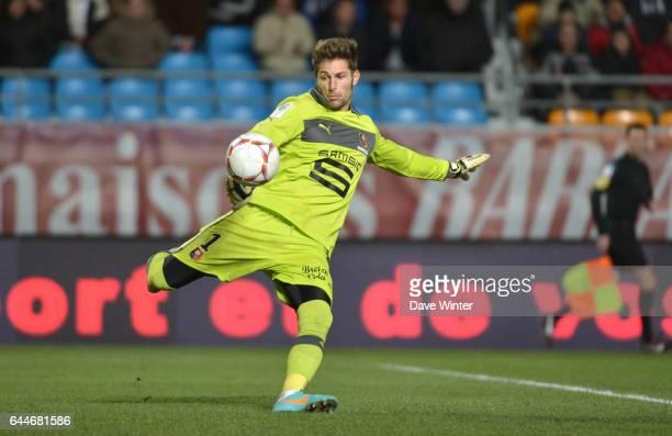 Benoit COSTIL Troyes / Rennes 15e journee de Ligue 1 Photo Dave Winter / Icon Sport