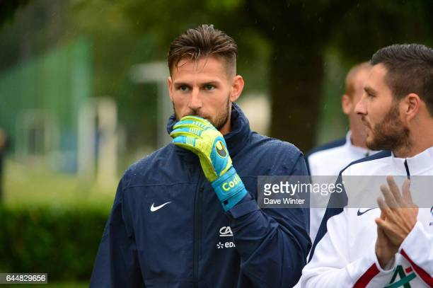 Benoit COSTIL Football Entrainement Equipe de France Clarefontaine Photo Dave Winter / Icon Sport