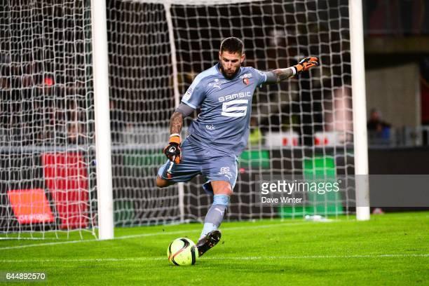 Benoit COSTIL Rennes / Lorient 20eme journee de Ligue 1 Photo Dave Winter / Icon Sport