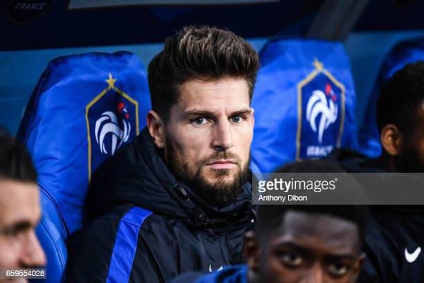 Benoit Costil of France during the friendly match France and Spain at Stade de France on March 28 2017 in Paris France