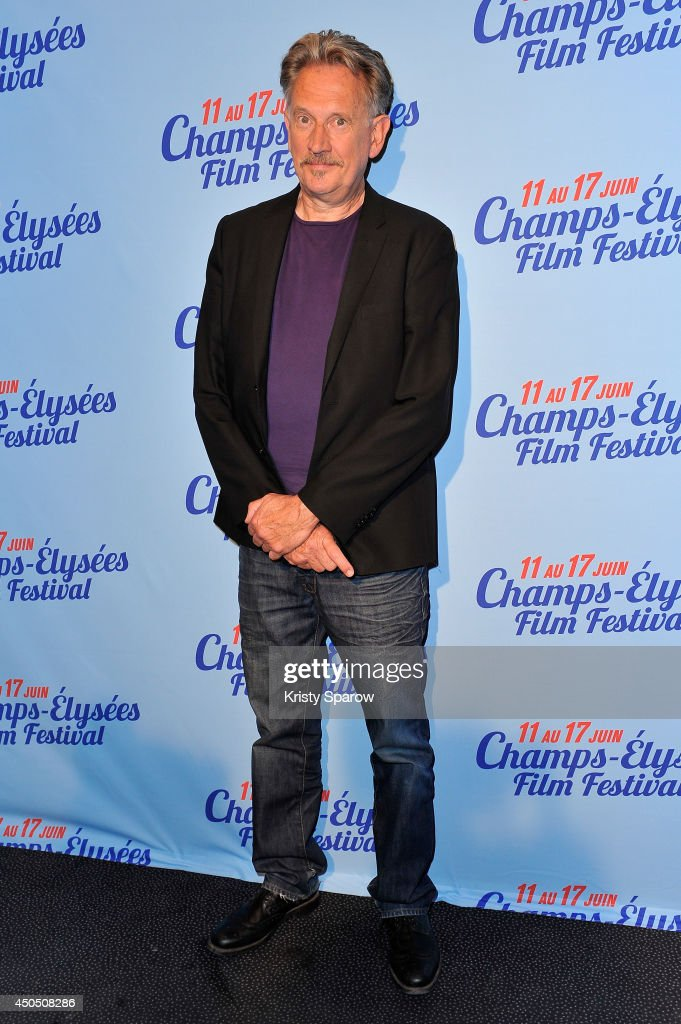 <a gi-track='captionPersonalityLinkClicked' href=/galleries/search?phrase=Benoit+Delepine&family=editorial&specificpeople=624442 ng-click='$event.stopPropagation()'>Benoit Delepine</a> attends the Ablations Paris Premiere during Day 2 of the Champs Elysees Film Festival on June 12, 2014 in Paris, France.