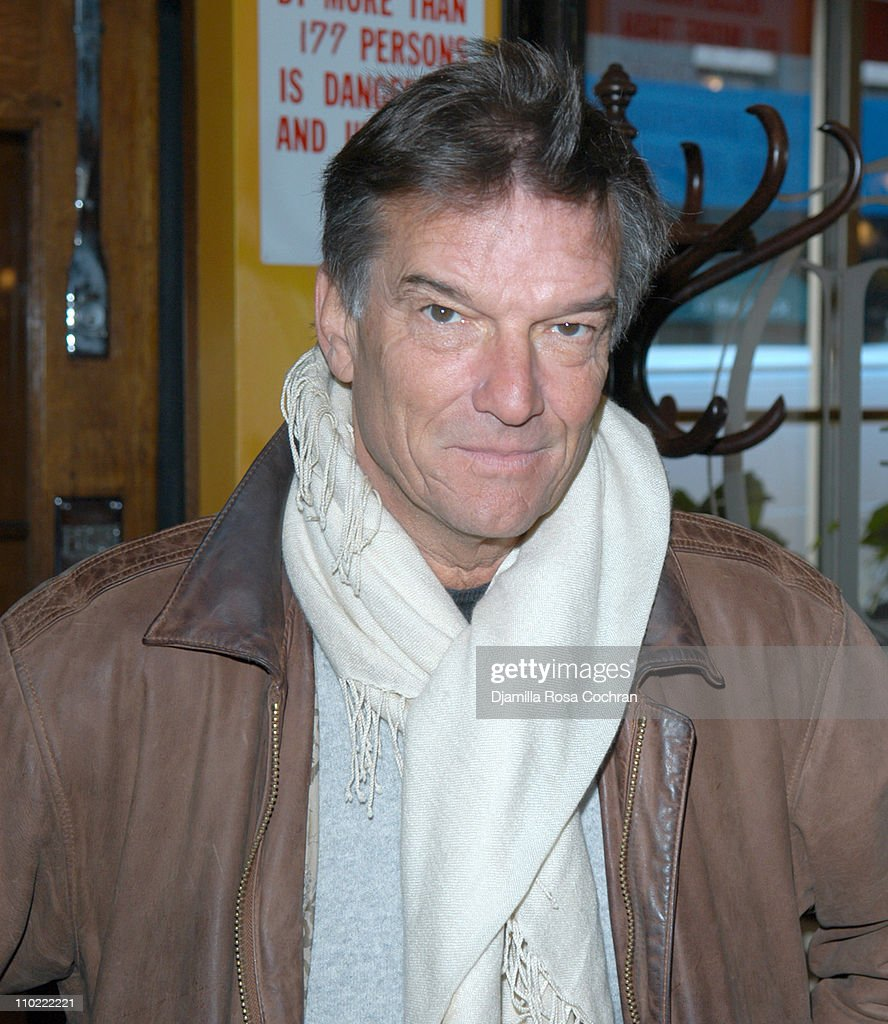 Benoit Jacquot during Rendezvous with French Cinema 2005 - Press Luncheon in New York City at La Cote Basque in New York City, New York, United States.