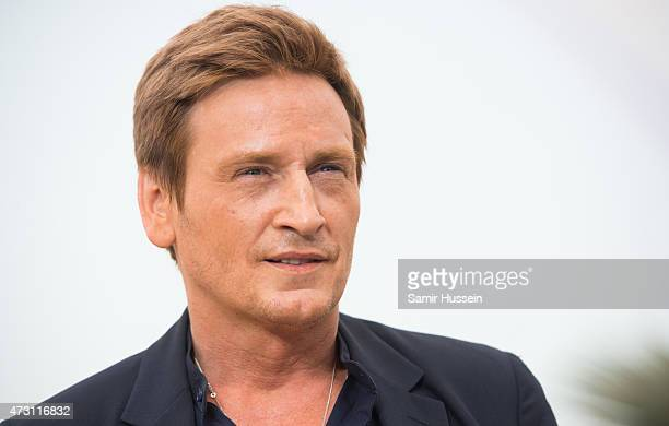 Benoit Magimel attends the 'La Tete Haute photocall during the 68th annual Cannes Film Festival on May 13 2015 in Cannes France