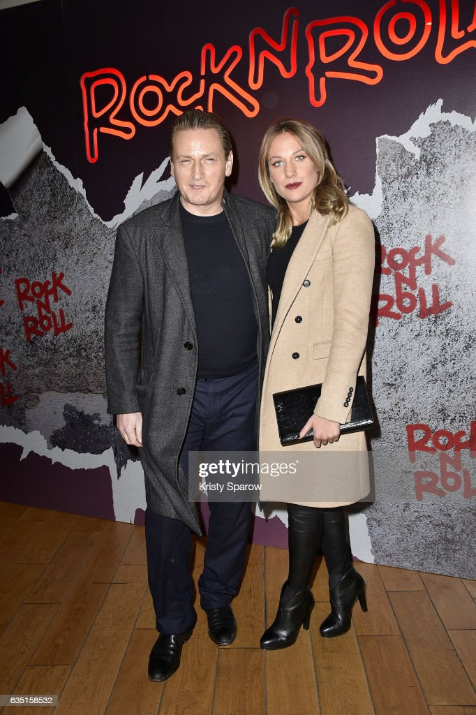 """Rock'N Roll"" Premiere At Pathe Beaugrenelle"