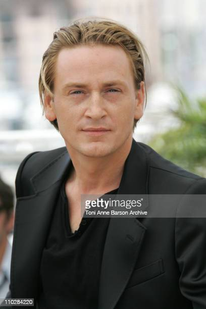 Benoit Magimel during 2006 Cannes Film Festival 'Selon Charlie' Photocall at Palais Du Festival in Cannes France