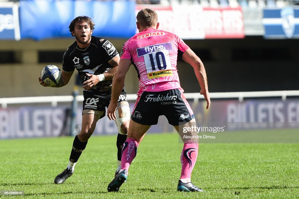 Montpellier v Exeter Chiefs - European Champions Cup