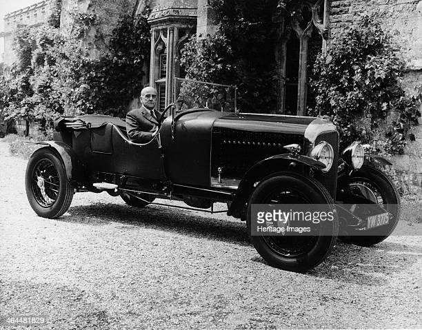 WO Bentley in the driving seat of a Bentley car He started out working with his brother Horace for the London agency of the French DFP cars The...