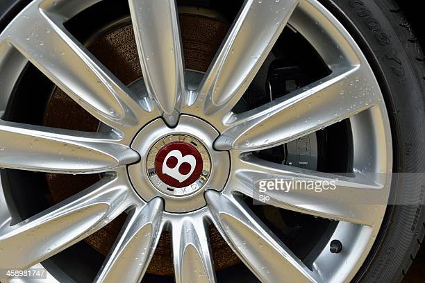 Bentley wheel