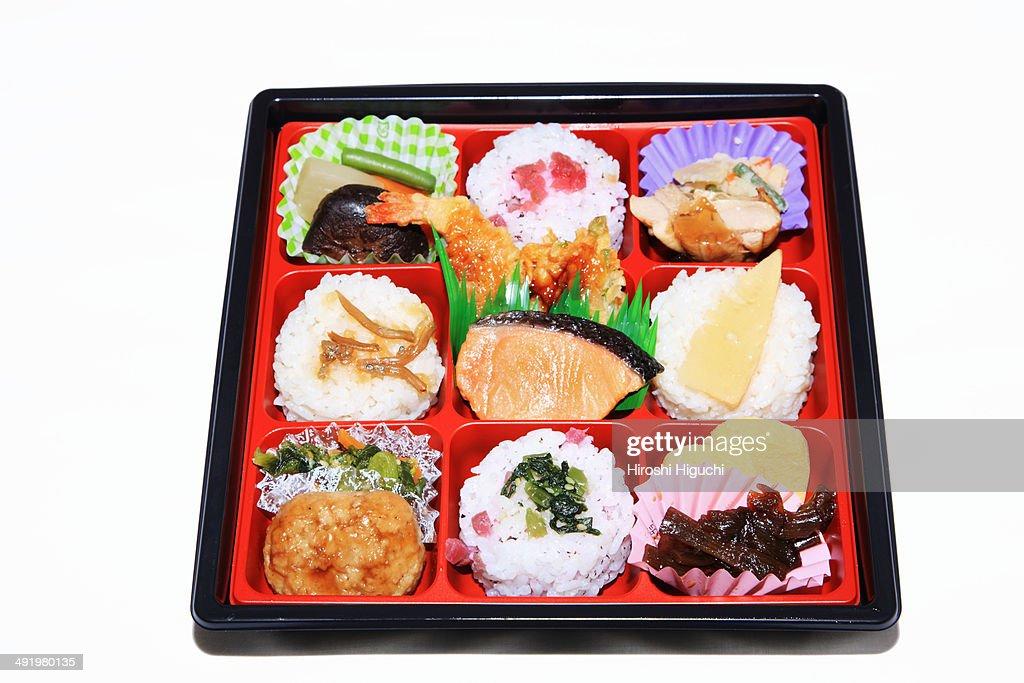 Bento, Japanese Lunch Box