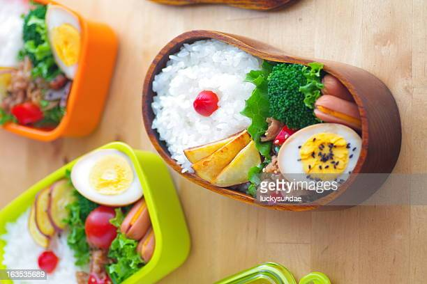 3 bentos for sons