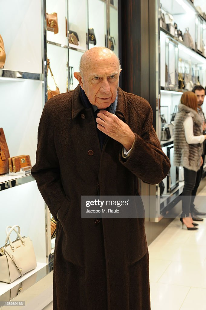 Beppe Modenese attends Michael Kors To celebrate Milano opening on December 4, 2013 in Milan, Italy.
