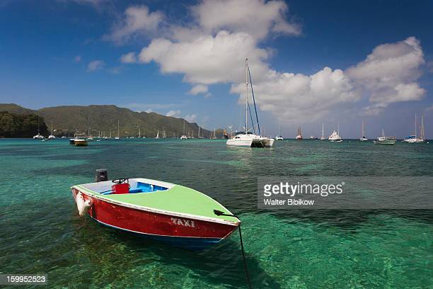 Bequia, St. Vincent, boat