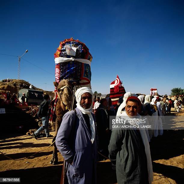 Berber festival Matmata Tunisia