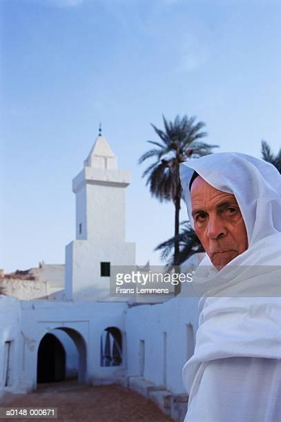 Berber Man outside Mosque
