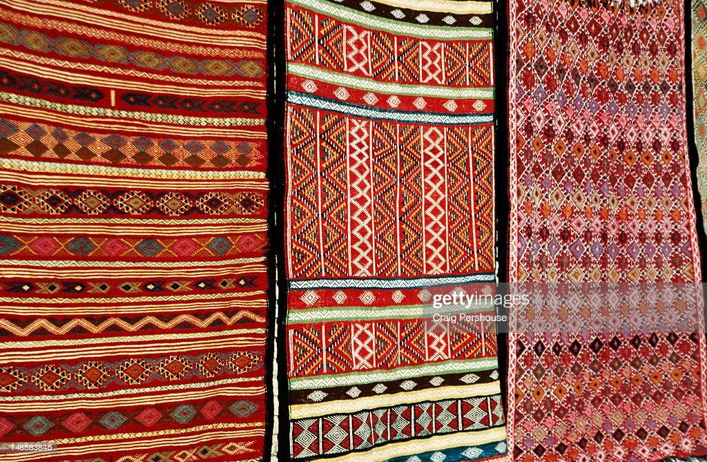 berber rugs for sale in ouled elhadef old quarter