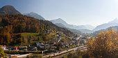 Berchtesgaden - Alpine town in Bavaria