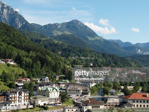 Berchtesgaden Bavaria Germany