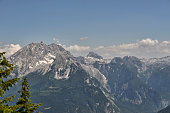 berchtesgaden, a village in the bavarian aples, germany