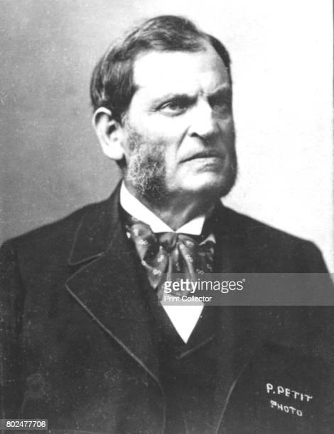 Berenger ' c1893 RenÈ BÈrenger 18301915 French lawyer judge and politician From the 2e collection [Felix Potin c1893] Artist Pierre Petit