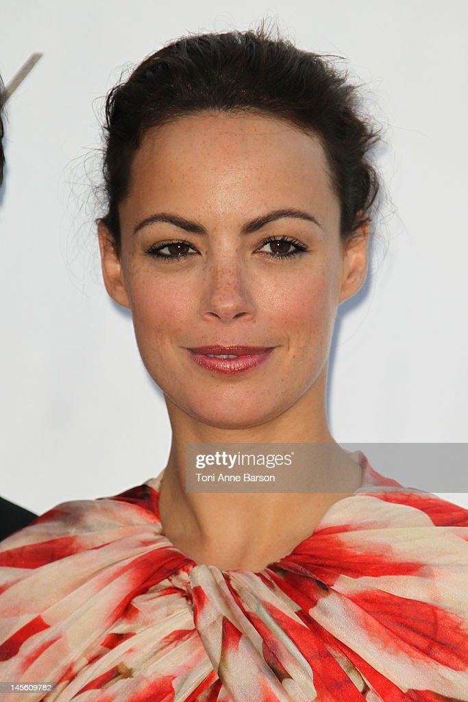 Berenice Bejo arrives at amfAR's Cinema Against AIDS at Hotel Du Cap on May 24, 2012 in Antibes, France.