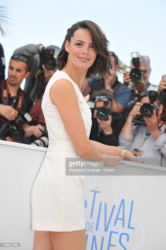 Berenice Bejo at 'The Search' photocall during 67th Cannes Film Festival