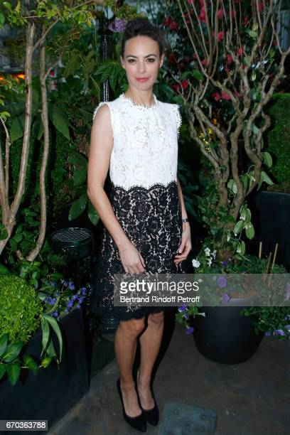 Berenice Bejo attends 'La Closerie des Lilas' Literary Awards 2017 at La Closerie des Lilas on April 19 2017 in Paris France