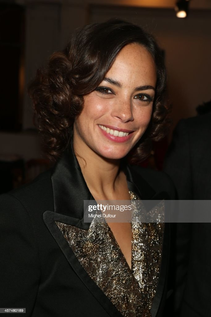 Berenice Bejo attends the Annual Charity Dinner Hosted By The AEM Association Children Of The World For Rwanda on December 17, 2013 in Paris, France.