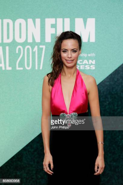 Berenice Bejo attends the Create Gala UK Premiere of 'Redoubtable' during the 61st BFI London Film Festival on October 7 2017 in London England