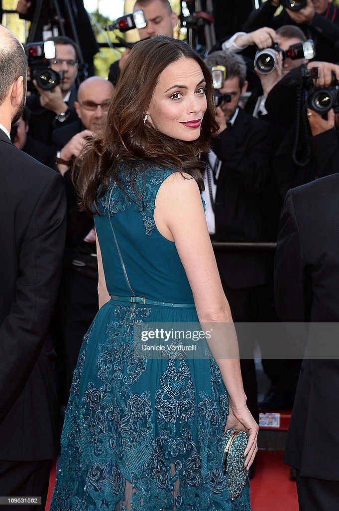 Berenice Bejo attends the Premiere of 'Zulu' and the Closing Ceremony of The 66th Annual Cannes Film Festival on May 26, 2013 in Cannes, France.