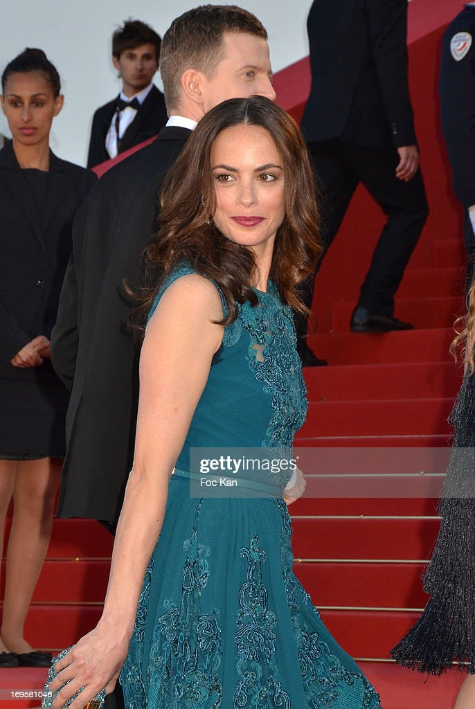 Berenice Bejo attends the Premiere of 'Zulu' and the Closing Ceremony of The 66th Annual Cannes Film Festival at Palais des Festivals on May 26, 2013 in Cannes, France.