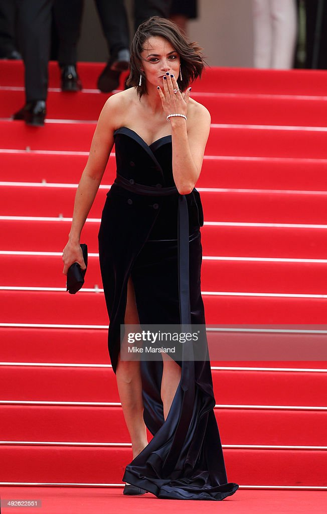 Berenice Bejo attends 'The Search' Premiere at the 67th Annual Cannes Film Festival on May 21, 2014 in Cannes, France.