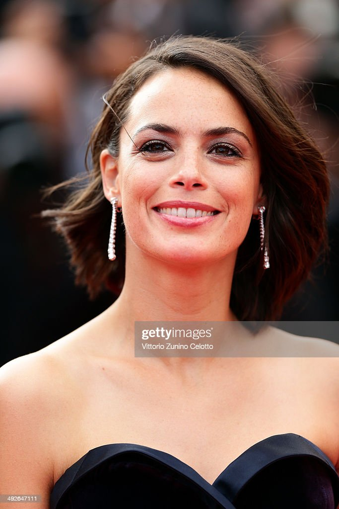 Berenice Bejo attends 'The Search' premiere during the 67th Annual Cannes Film Festival on May 21, 2014 in Cannes, France.