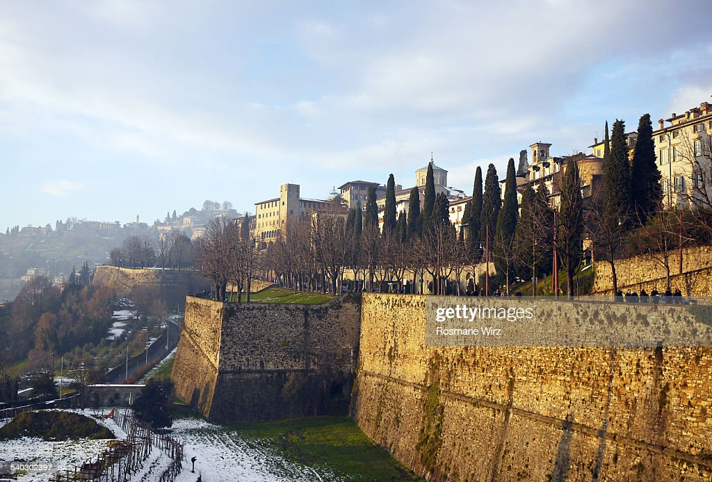 Bergamo Venetian Walls
