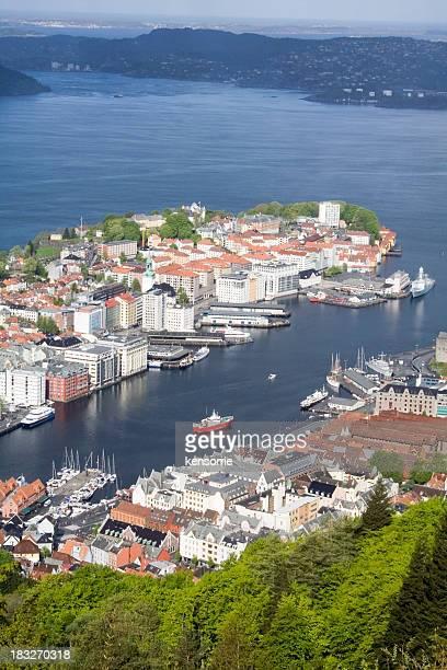 Bergen ノルウェー