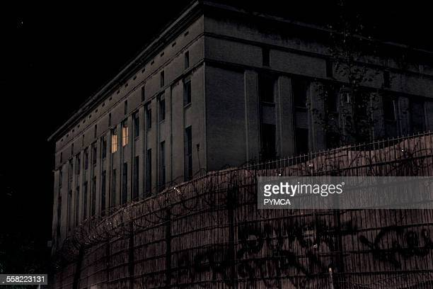 Berghain club exterior Berlin