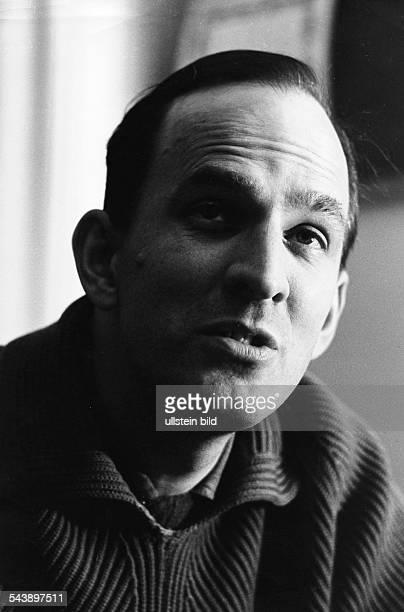 Bergman Ingmar Writer Director Sweden* Portrait 1970 Photographer Fritz Peyerullstein bild