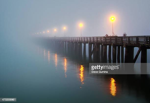 Berkeley Pier Dawn