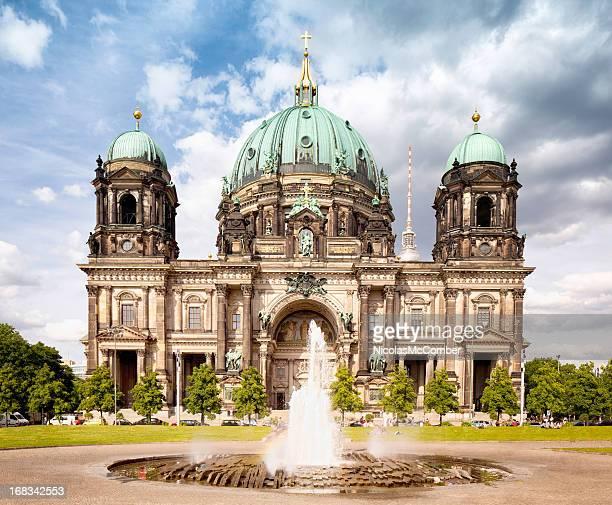 Berlin Cathedral Facade