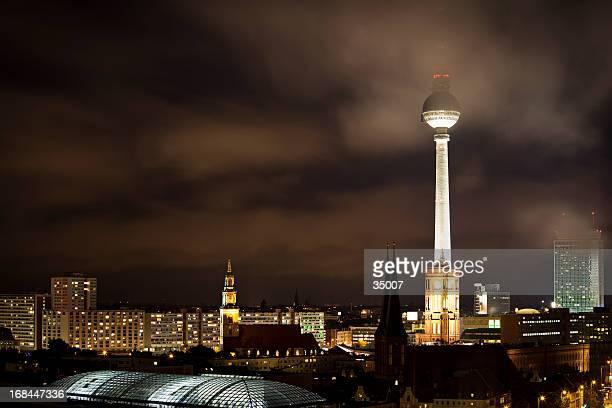 berlin Skyline der