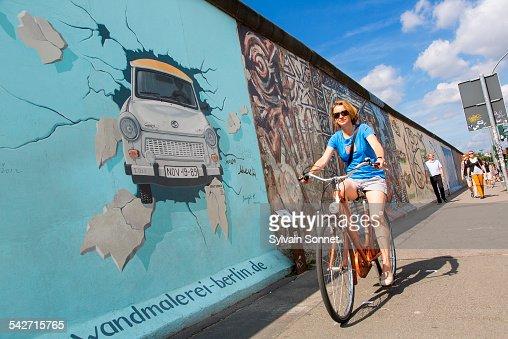 Berlin, East Side Gallery