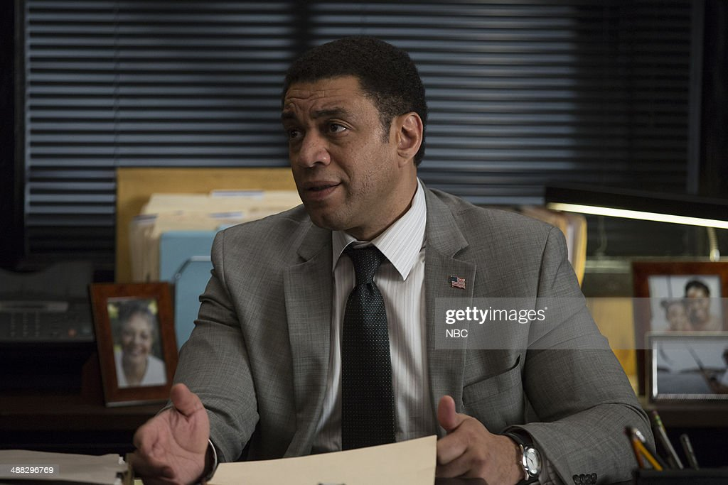 THE BLACKLIST 'Berlin' Episode 120 Pictured Harry Lennix as Harold Cooper