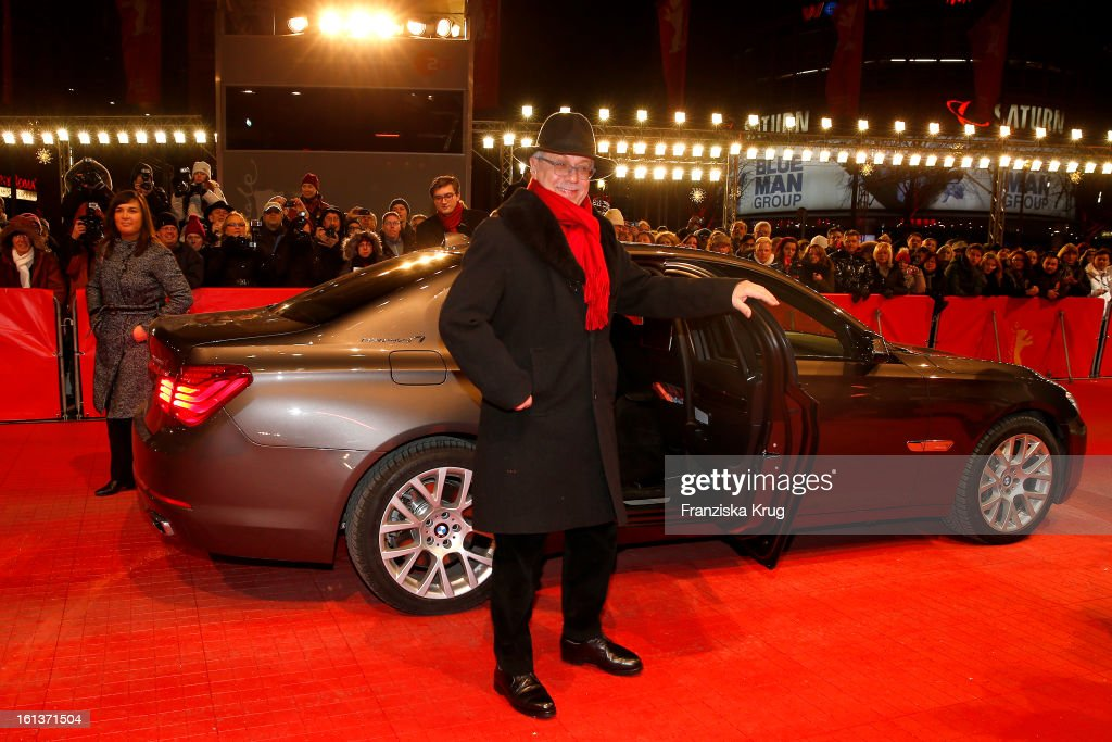 Berlin Film Festival Director Dieter Kosslick attends 'The Nun' Premiere - BMW at the 63rd Berlinale International Film Festival at the Berlinale-Palast on February 10, 2013 in Berlin, Germany.
