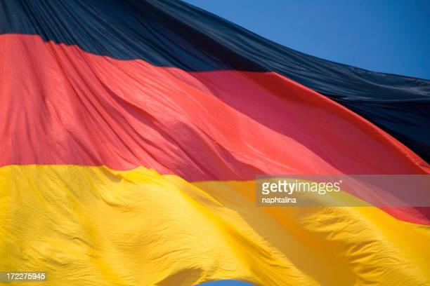 Bandiera della germania foto e immagini stock getty images - Bandiera della pagina di colorazione della germania ...