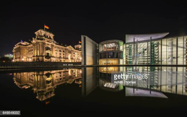 Berlin, Germany, Europe - Government District