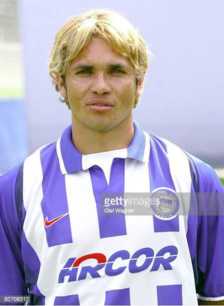 1 BUNDESLIGA 02/03 Berlin HERTHA BSC BERLIN Alex ALVES